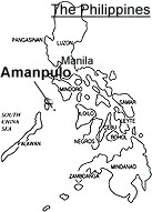 Amanpulo Pamalican Island Resort Map