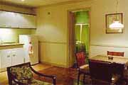 Amorsolo Mansion Apartments and Suites Kitchen