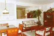 Amorsolo Mansion Apartments and Suites Living Room