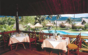 Badian Island Resort and Spa Dining