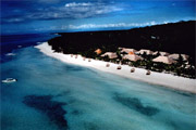 Bohol Beach Club Aerial View