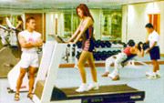 Cebu City Marriott Hotel Gym